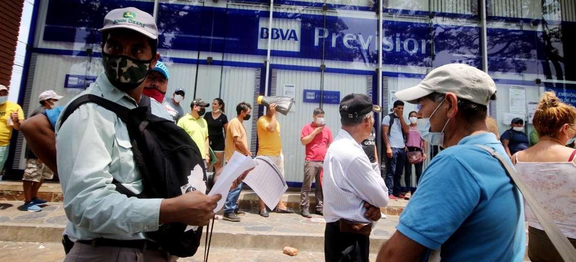 La devolución se iniciará el miércoles 6 de octubre. Foto: Ricardo Montero