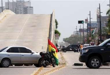 El paro será acompañado con bloqueo de vías/Foto: EL DEBER