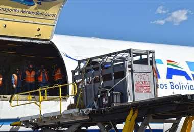 La empresa asegura que reestableció sus operaciones/Foto: TAB