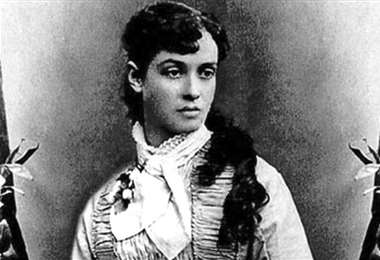 Adela Zamudio, poeta boliviana