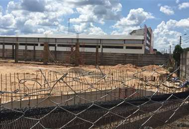 El sector de la construcción paralizó sus actividades