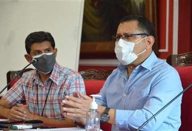 Montes justificó la protesta cívica