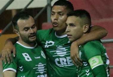 CRE busca el título cruceño y nacional en futsal. Foto: Prensa CRE
