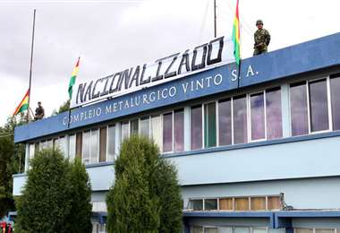 La empresa extranjera demandó al estado boliviano/Foto