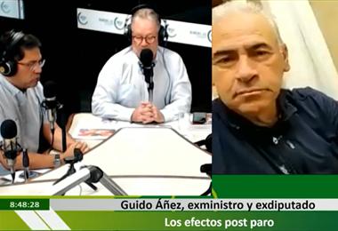 Guido Áñez Moscoso en Influyentes