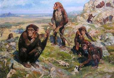 Las huellas más antiguas podrían haber estado en Europa