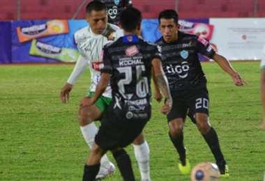 Aurora y Real Tomayapo serán los primeros en jugar el domingo. Foto: Internet