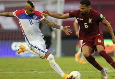 Chile y Venezuela se enfrentarán este jueves en el estadio San Carlos de Apoquindo.