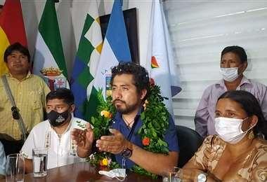 Rodrigo Valverde fue elegido como alcalde interino de La Guardia.