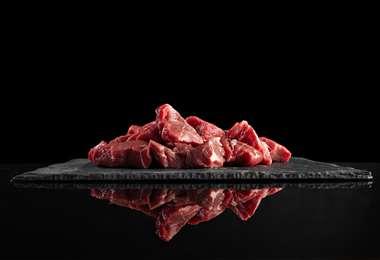 Carne de llama