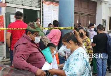 E proceso de devolución de aportes genera dudas /Foto: Juan Carlos Torrejón