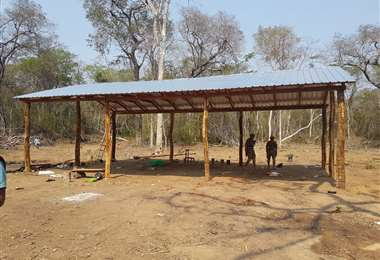 Según Anapo, los tomatierras operan en Cotoca, Cuatro Cañadas, San Julián y Guarayos