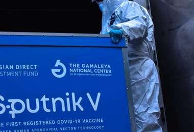 El medio millón de vacunas llegará la próxima semana al país/Foto archivo EL DEBER
