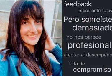 María Manuela Fernández es analista de Recursos Humanos,