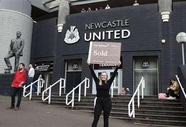 El Newcastle es un club que fue fundado el 9 de diciembre de 1892. Foto: Internet