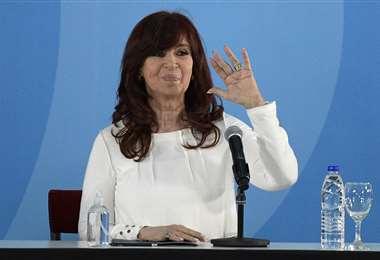 Cristina Kirchner /AFP