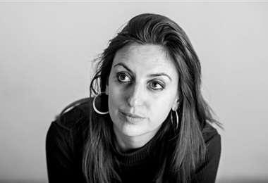 La escritora argentina Verónica Gago