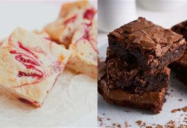 Brownie vs Blondie
