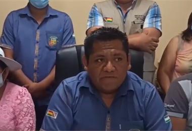 El alcalde de Yapacaní pidió a la población no parar las actividades laborales el lunes