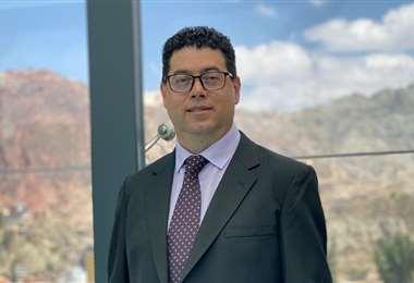 Estanys Jáuregui, gerente Nacional de Negocios de Ecofuturo,