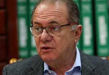 Luis Fernando Barbery. Foto: EL DEBER