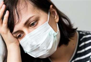 Las personas que tuvieron síntomas leves al principio pueden tener problemas a largo plazo