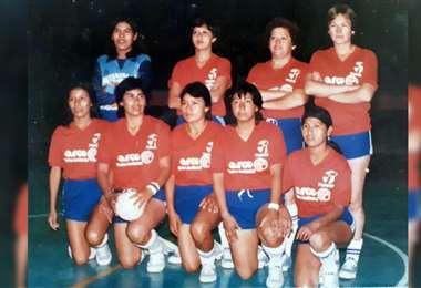 Ana María Suárez, una deportista completa