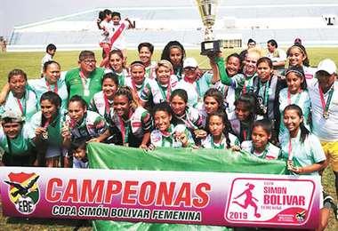 Mundo Futuro es el último campeón de la competición. Foto: La Razon.com