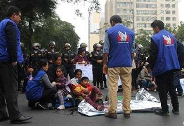 """Perú: los niños """"con plomo"""" de los Andes"""