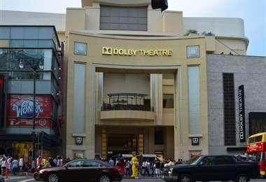 El teatro Dolby de Los Ángeles