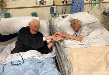 Ambos habían expresado el deseo de reencontrarse. Foto: MEN Media