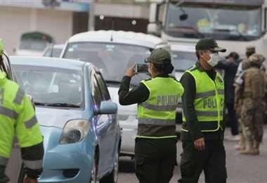 La Policía estará desplegada en las calles