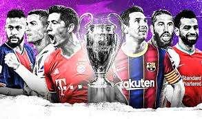 Desde el martes se jugarán los octavos de final la Champions. Foto: internet