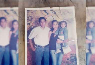 eófilo Tapia Ribera, 44 años, trabajaba en la comunidad Los Chacos