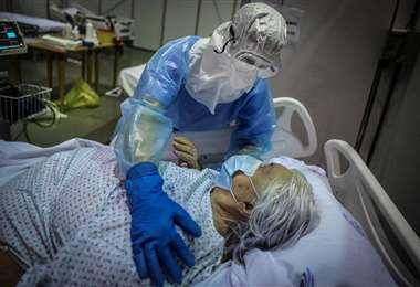 El coronavirus aún golpea al mundo/Foto: AFP