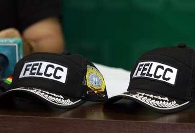 Policía esclareció robo en el que participaron uniformados. Foto: Ricardo Montero