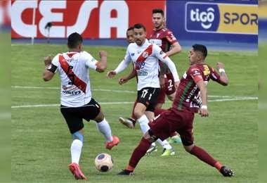 El último partido de Always por el Apertura 2020. Foto: Archivo / APG Noticias