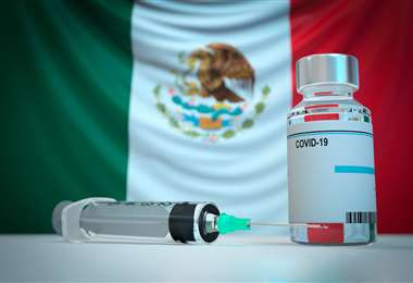Los mexicanos están en plena campaña de vacunación. Foto. Internet