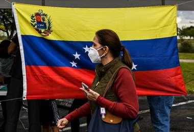 Venezuela tiene reservadas entre 1,4 millones y 2,4 millones de dosis de vacunas