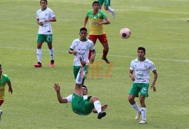El fútbol boliviano ya tiene fecha de retorno. Foto: Archivo / J. C. Torrejón