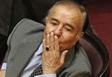 Denuncian que desapareció el anillo del expresidente fallecido. Foto: internet
