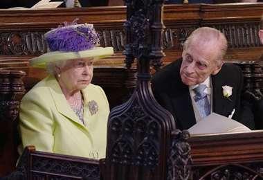 "Hospitalizan ""por precaución"" al príncipe Felipe de Inglaterra. Foto: internet"