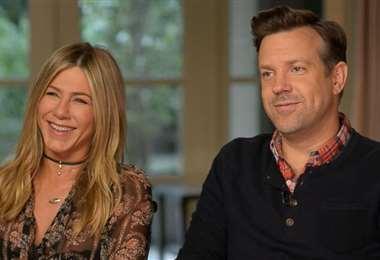 Jason Sudeikis y Jennifer Aniston trabajaron juntos en varias películas