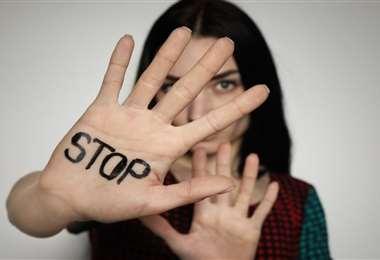 La violencia contra la mujer no se detuvo en carnaval. Foto: alegórica