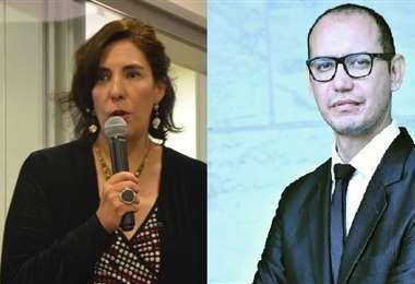 Paola Claros se va y en su lugar ingresa Edson Hurtado