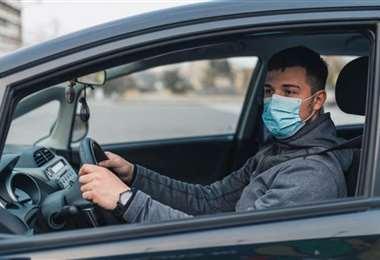 Lo ideal cuando se anda en un auto es que las ventanas estén abiertas