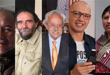 Castellón, Pacheco, Linares, Hurtado y Espejo han sido designados por el FCBCB