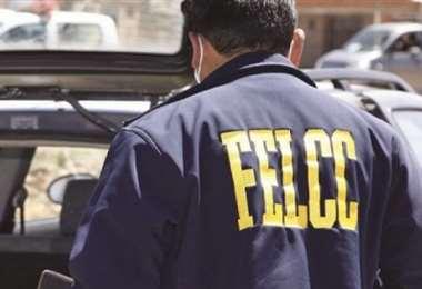 La Felcc detuvo a una mujer en el operativo