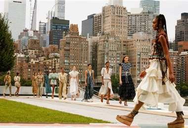 Nueva York se pone de moda y es sede de 61 desfiles