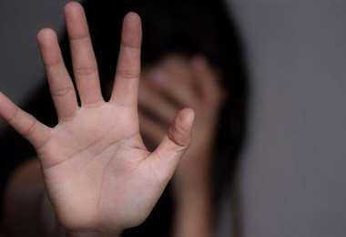 Violación grupal en Uyuni. Foto referencial
